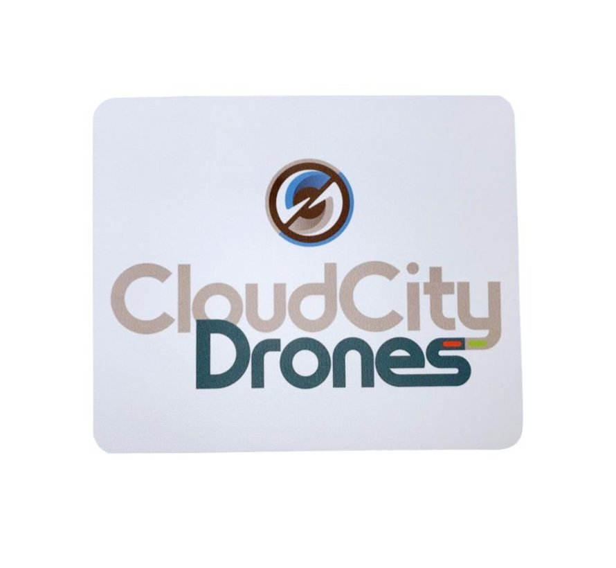 Cloud City Drones Mousepad