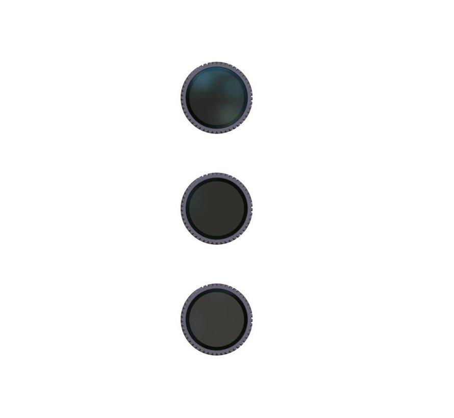 Preowned Polarpro Filter Set (ND4, ND8, ND16)