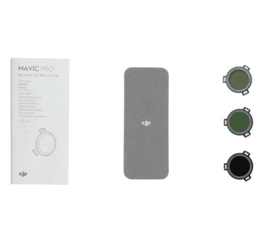 Mavic - ND Filters Set (ND4/8/16)