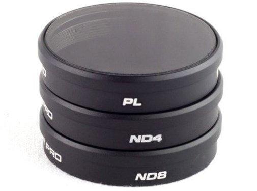 PolarPro DJI Phantom 3 Filter 3-Pack