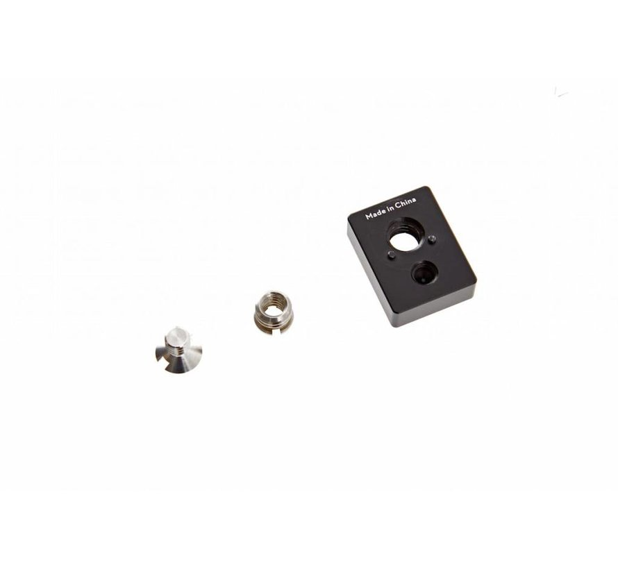 """Osmo - 1/4"""" and 3/8"""" Mounting Adapter for Universal Mount"""