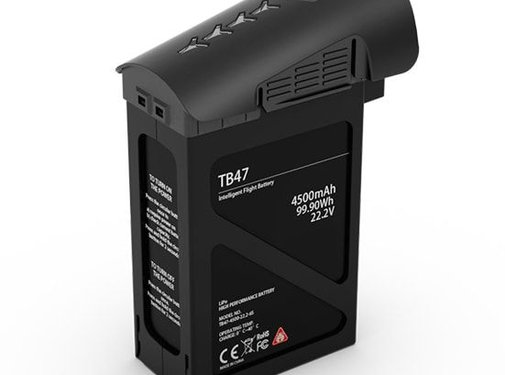 DJI Inspire 1 - TB47 Intelligent Flight Battery (4500mAh) (Black Edition) (Part 82)