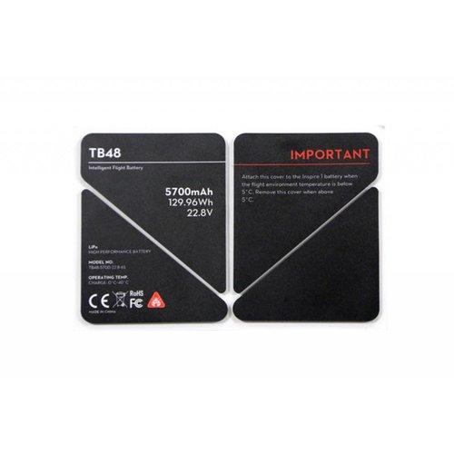 DJI Inspire 1 - TB48 Battery Insulation Sticker (Part 51)