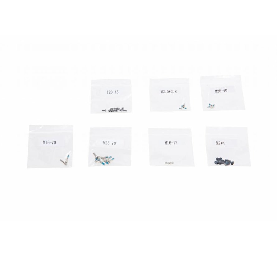 Phantom 4  Screw Set