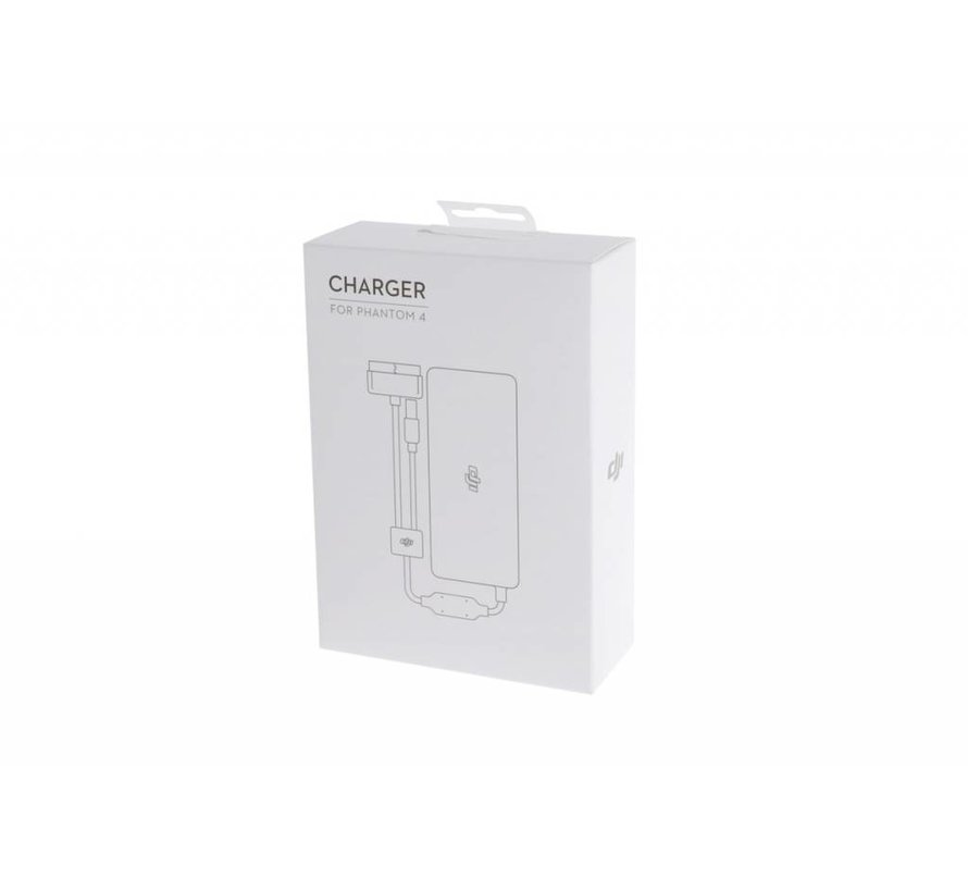 Phantom 4 100W Battery Charger (Without AC Cable)