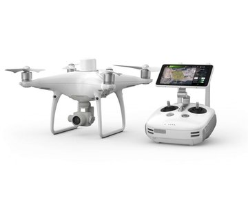 DJI Phantom 4 RTK + D-RTK 2 Mobile Station Combo Kit