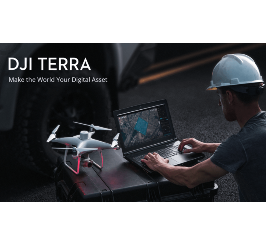 DJI Terra Overseas