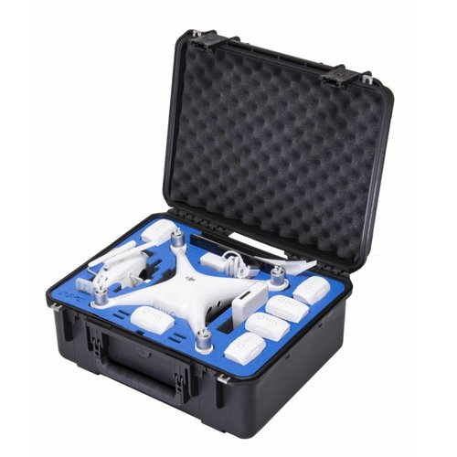 GPC Phantom 4 Pro Compact Case (No Wheels)