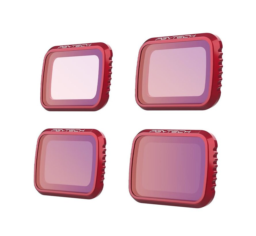 Mavic Air 2 ND Filter Set (ND 8 16 32 64)