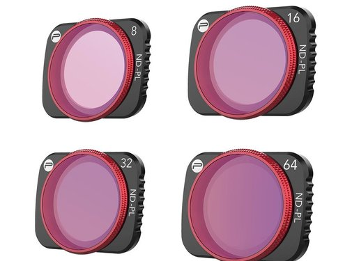 PGYTECH Mavic Air 2 ND-PL Filter Set (NDPL 8 16 32 64)