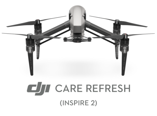 DJI Care Refresh for Inspire 2 (1 Year Code)