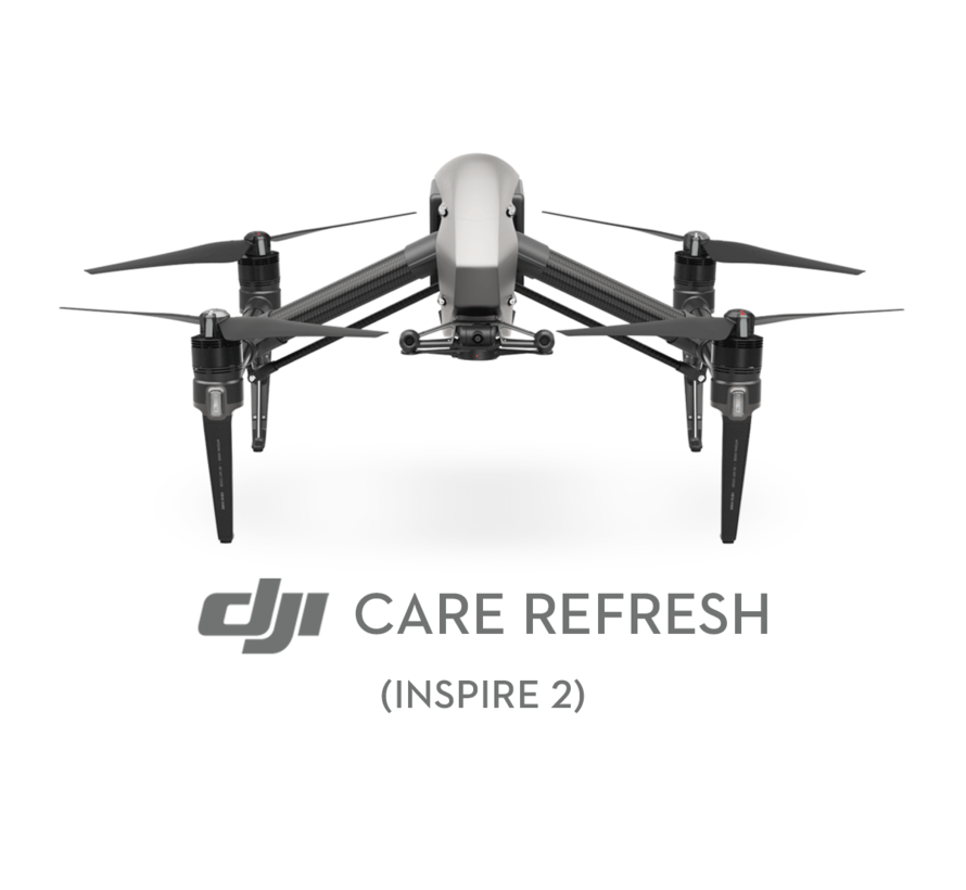 Care Refresh for Inspire 2 (1 Year Code)