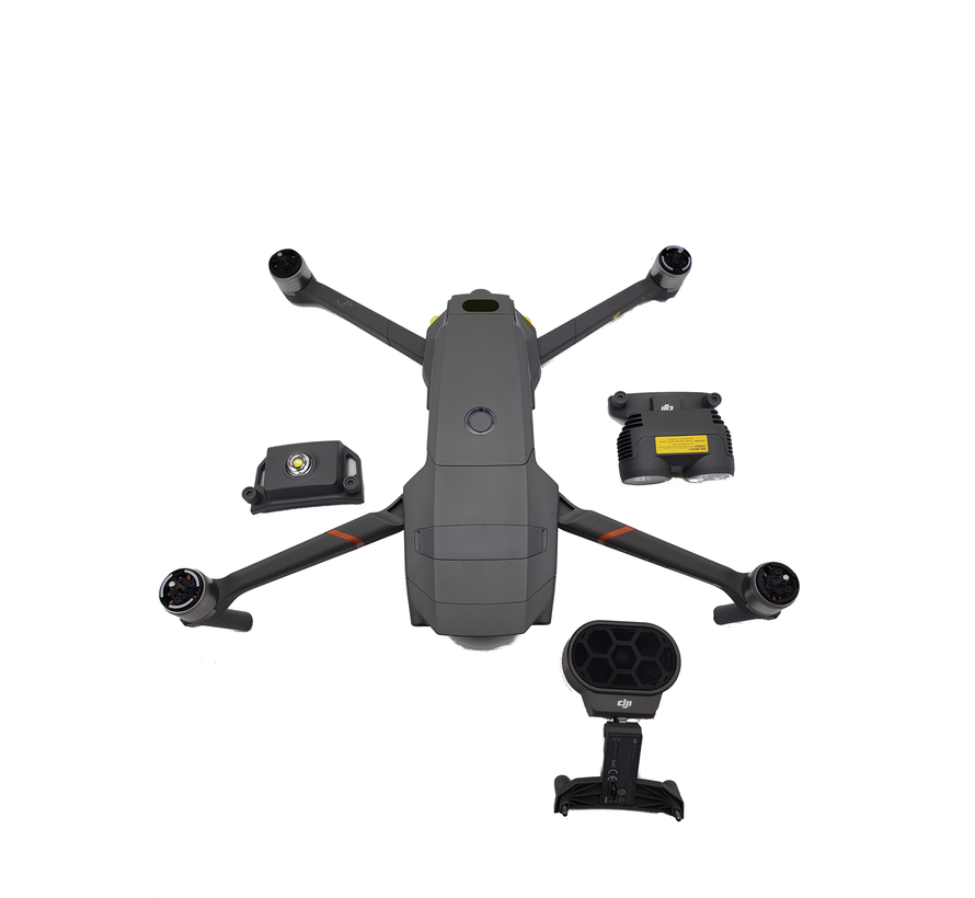 Mavic 2 Enterprise Zoom (SP) Without Smart Controller