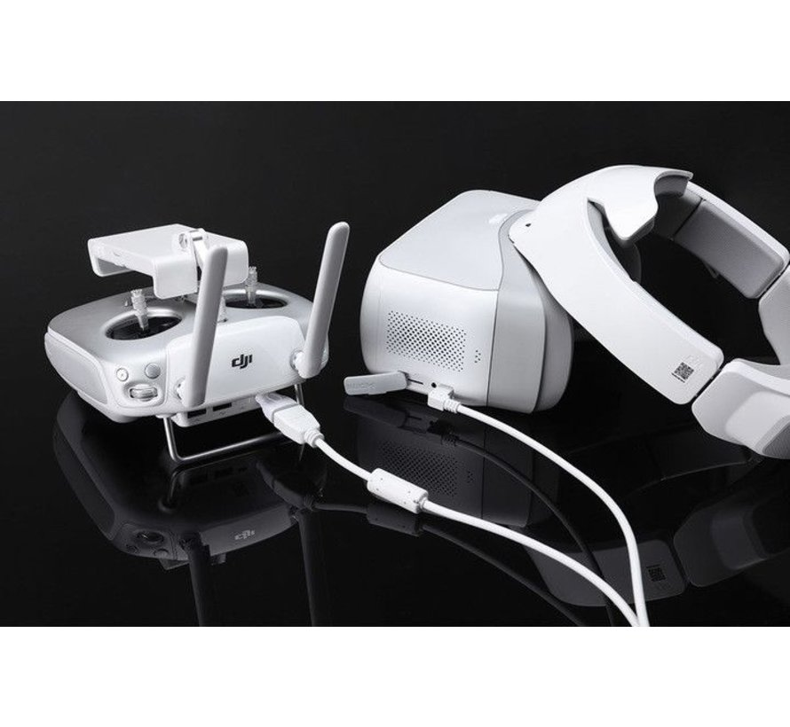 DJI Goggles HDMI Type A to Type C Female to Male