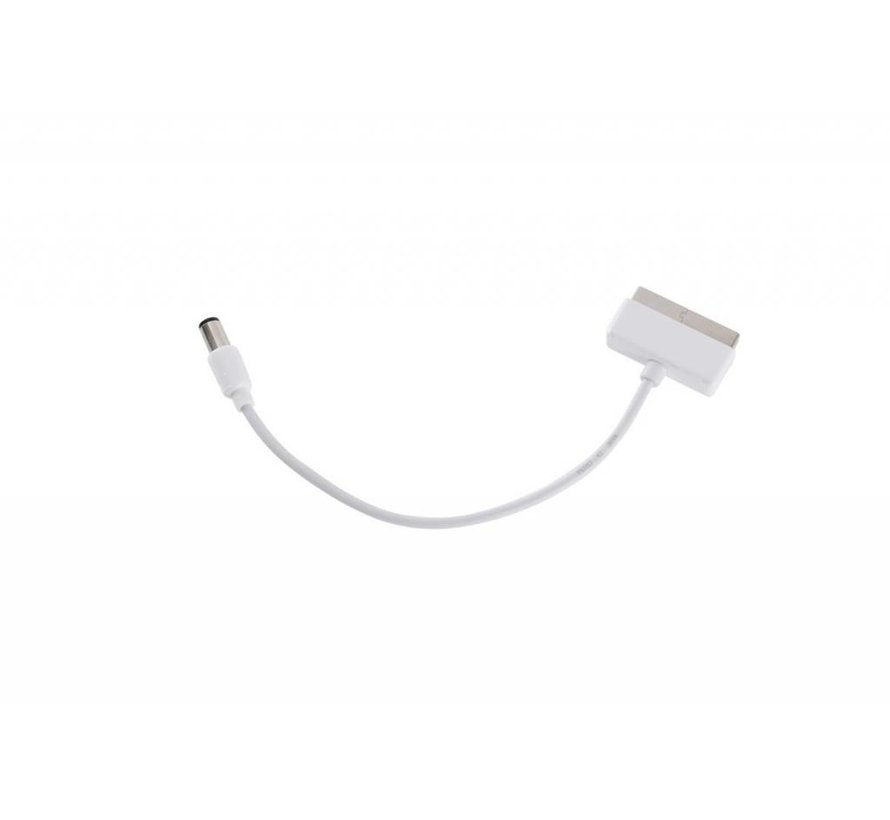Battery (10 PIN-A) to DC Power Cable
