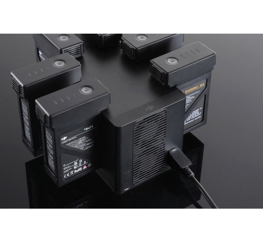 DJI Parallel Hex Charger for Matrice 600 Hexacopter