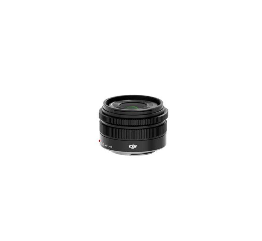 Zenmuse X5 Prime 15mm Lens F/1.7