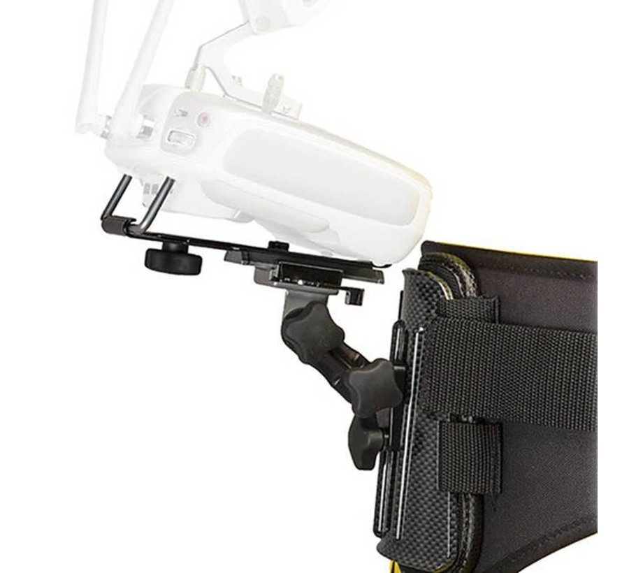 Hoodman Drone Controller Support Belt with DJI Mount Kit