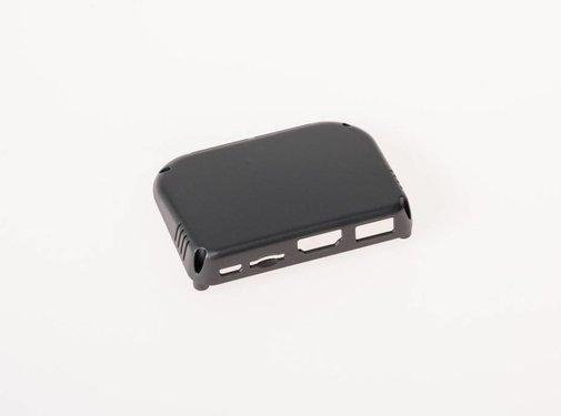 DJI Phantom 4 Pro Obsidian Back HDMI Port Cover (Black)