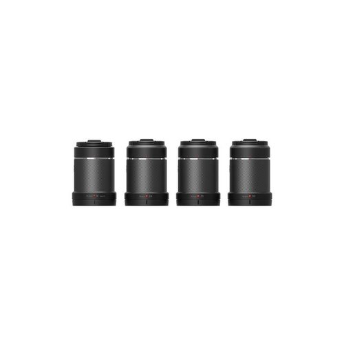 DJI Zenmuse X7 Part14 DJI DL/DL-S 4 Lens Set