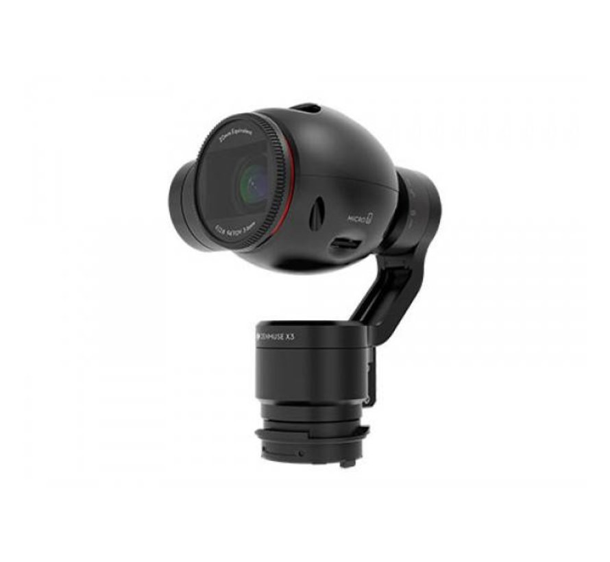 Osmo 3-Axis Gimbal and 4K Camera (No Handle)