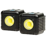 Lume Cube 1500 Lumen Light (Black, Two-Pack)