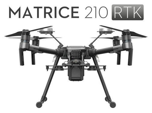 DJI Matrice 210 RTK V1