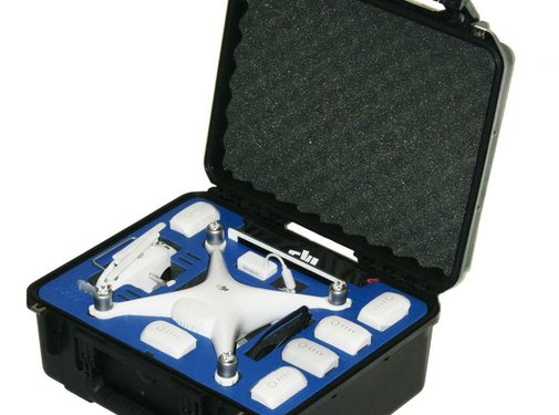 GPC GPC Phantom 4 Compact Case (GPC-DJI-P4)