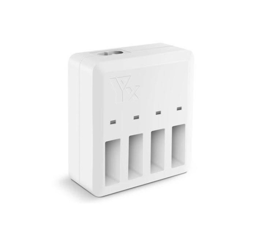 4 Battery Hub Charger for Tello