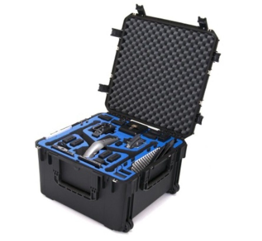 DJI Inspire 2 Landing Mode case for Cendence, CrystalSky and More