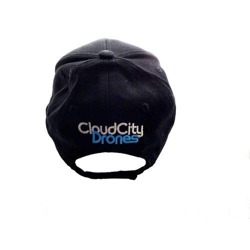 Cloud City Drones Embroidered DJI Baseball Cap
