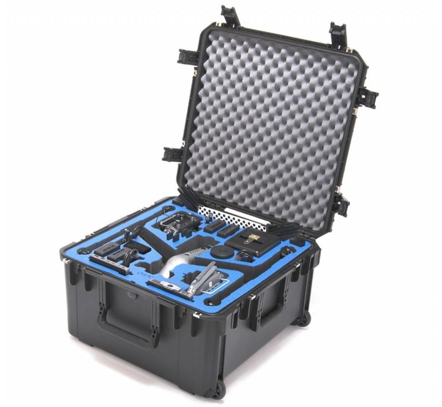 DJI Inspire 2 Travel Mode Case for Cendence, CrystalSky and More