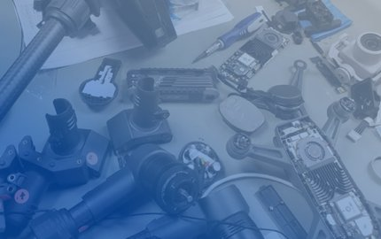 Genuine DJI Service Parts