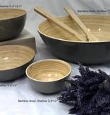 "albert Bamboo Bowl, Shallow 5.9""x2"""