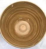 "albert Bamboo Bowl, Shallow 11.7""x2"""
