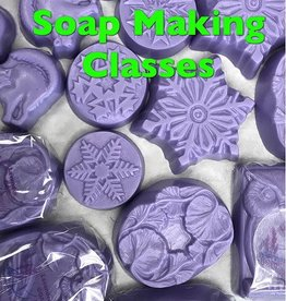 Lavender Wind Soap Classes