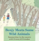 Benjy Meets Some Wild Animals by H.Schultz