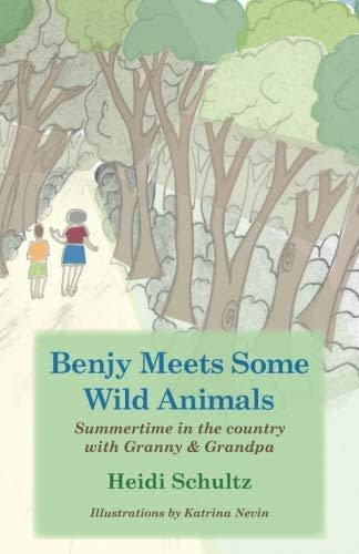 Benjy Meets Some Wild Animals by H.Schultz-1