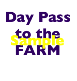 Lavender Wind Day Pass to Farm