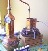 Lavender Wind Tour - Distilling Lavender