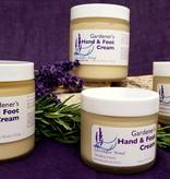 Lavender Wind Gardener's Hand & Foot Cream - 2 oz