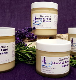 Lavender Wind Gardener's Hand & Foot Cream - 2 oz