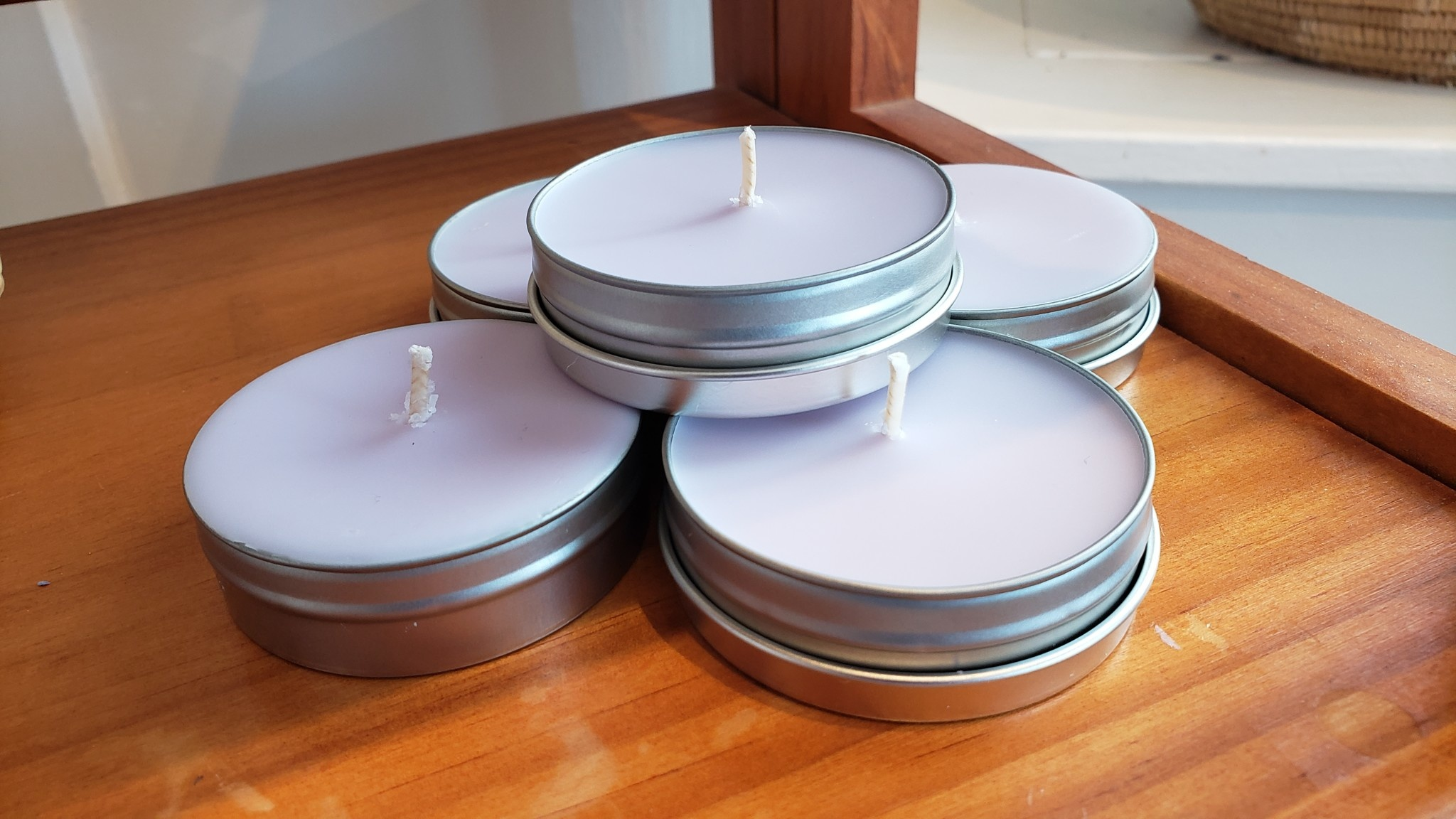 Lavender Wind Candle Making Class