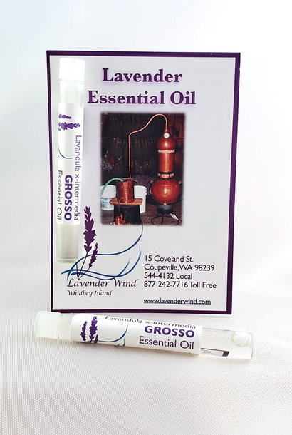 Grosso Essential Oil - Tiny Vial 2 ml