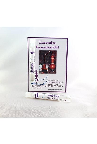 Grosso Essential Oil - Tiny Vial 2 ml