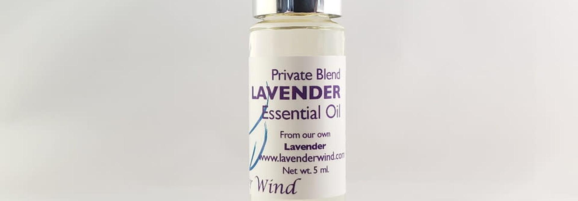 Lavender Essential Oil - Roller Ball