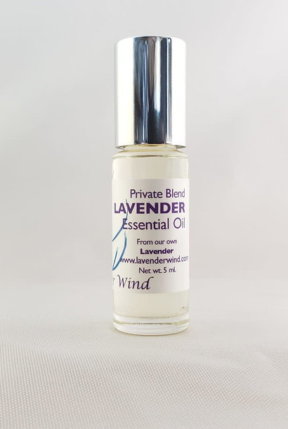 Lavender Essential Oil - Roller Ball