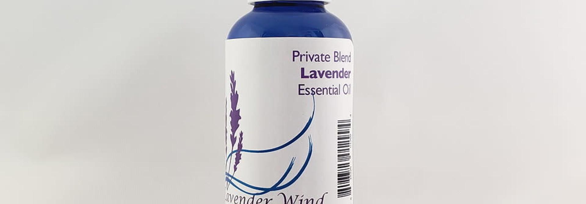 Private Blend Essential Oil 1 oz