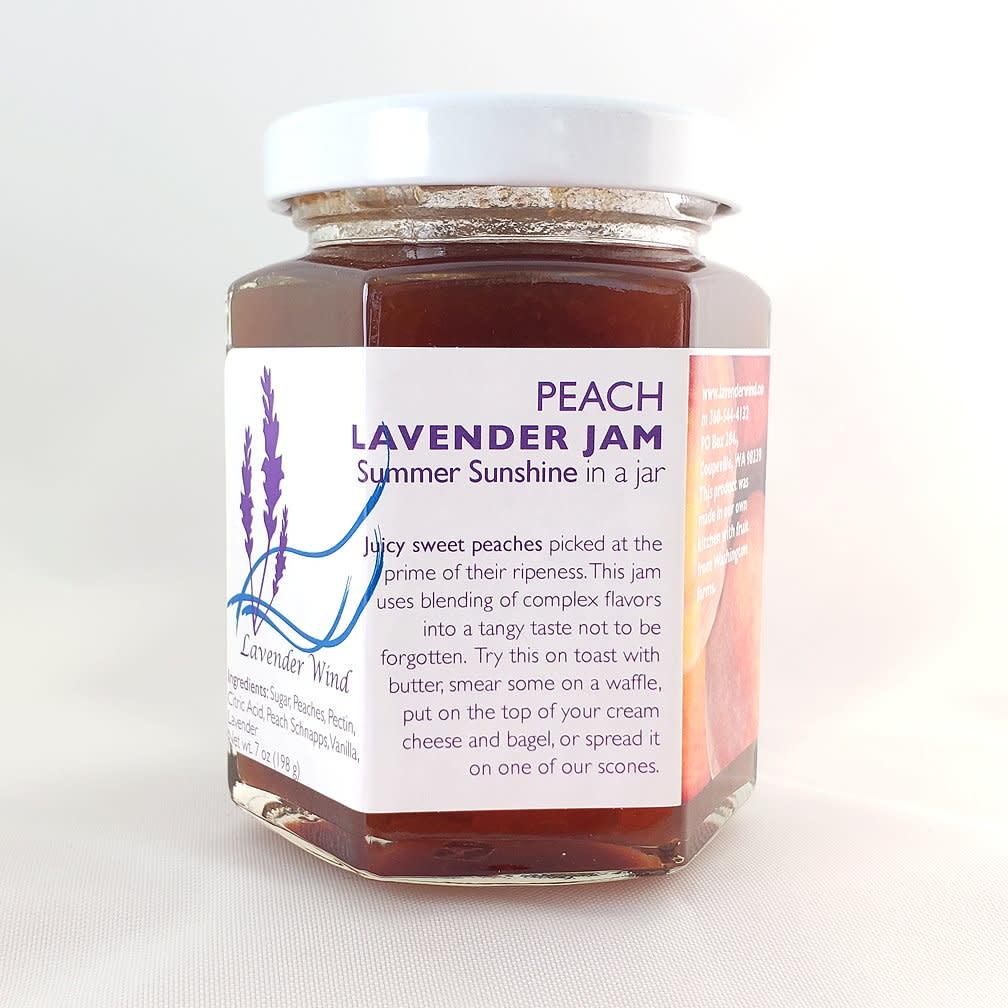 Peach Lavender Jam-1
