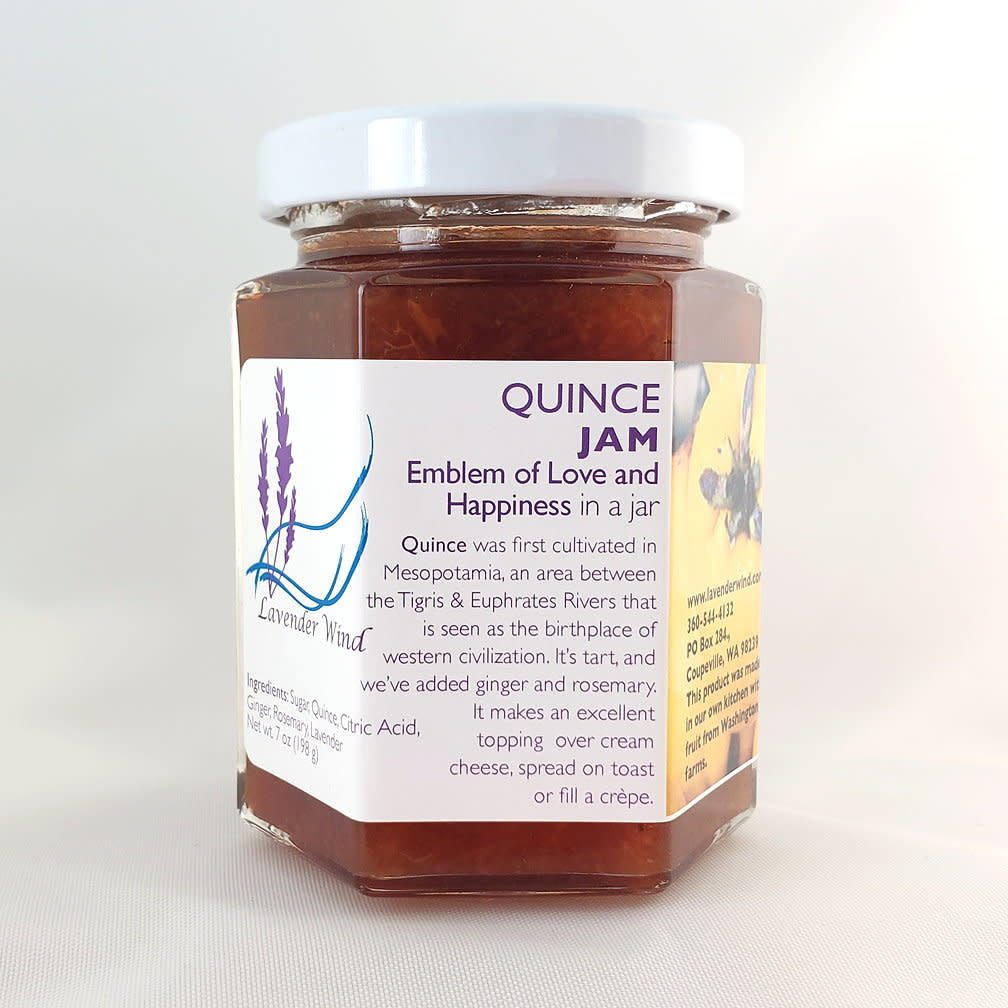 Quince Jam-1